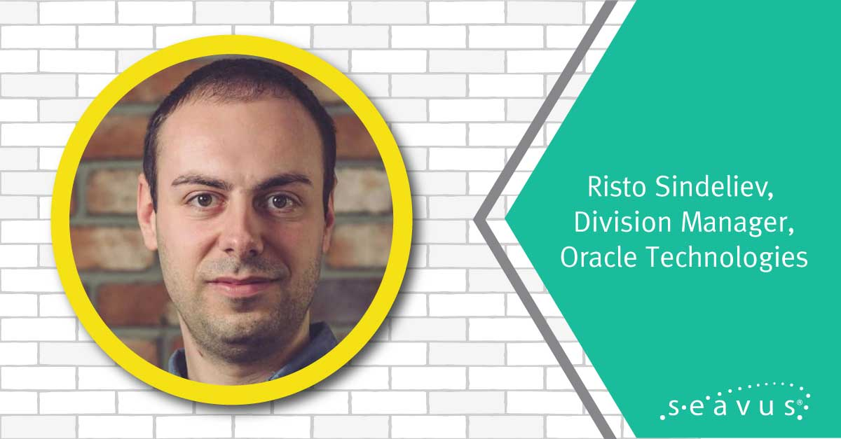 Risto Sindeliev: I am proud to be part of a personal best delivery team